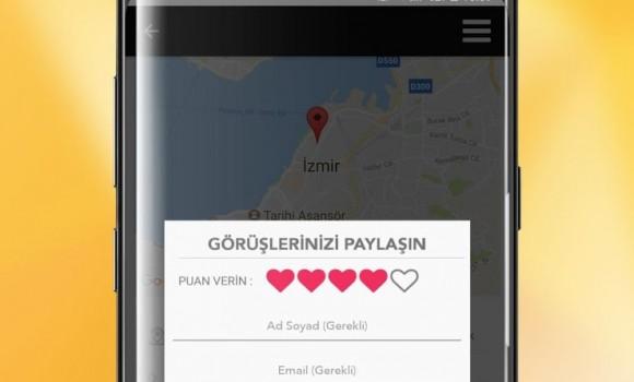 İzmir Mekan Rehberi Ekran Görüntüleri - 2