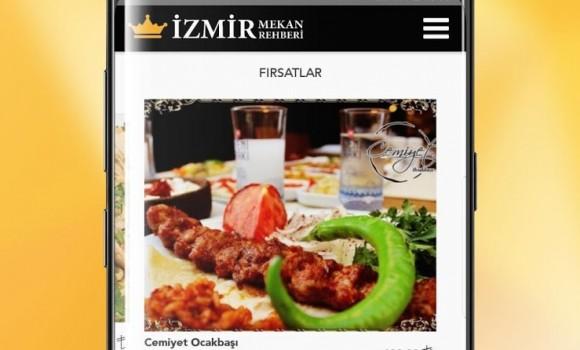 İzmir Mekan Rehberi Ekran Görüntüleri - 7