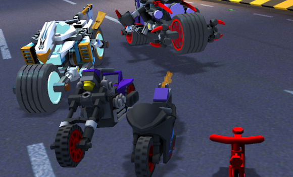 LEGO NINJAGO: Ride Ninja Ekran Görüntüleri - 1