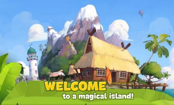 Lost Island: Blast Adventure Ekran Görüntüleri - 1