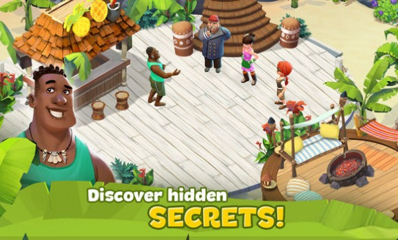 Lost Island: Blast Adventure Ekran Görüntüleri - 4