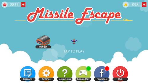 Missile Escape Ekran Görüntüleri - 2