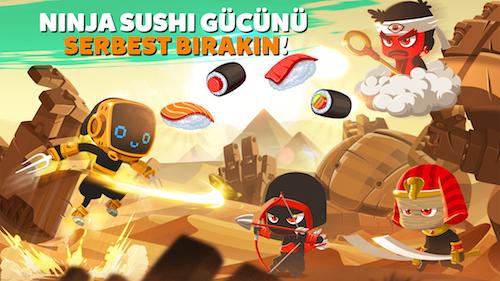 Ninja Dash Ekran Görüntüleri - 1