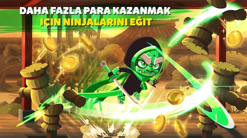 Ninja Dash Ekran Görüntüleri - 3