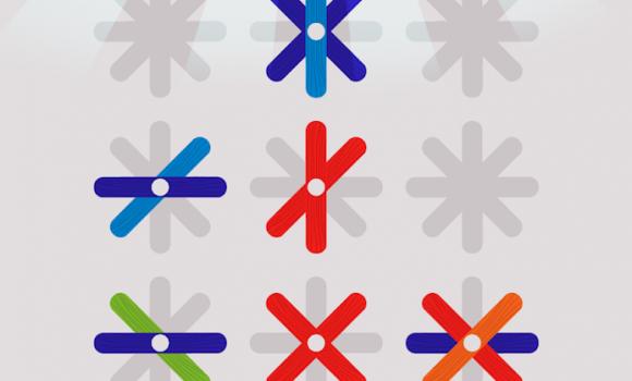 Popsicle Sticks Puzzle Ekran Görüntüleri - 1