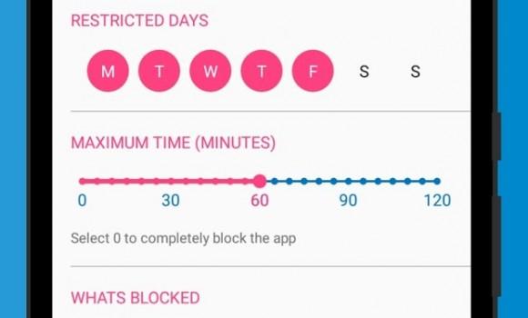 Stay Focused - App Block Ekran Görüntüleri - 3