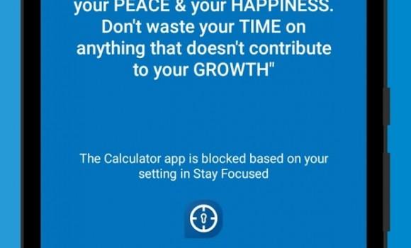 Stay Focused - App Block Ekran Görüntüleri - 6