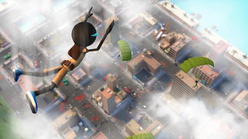Stickman Royale : World War Battle Ekran Görüntüleri - 3