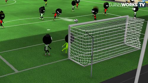 Stickman Soccer 2018 Ekran Görüntüleri - 4