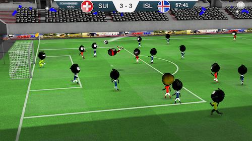 Stickman Soccer 2018 Ekran Görüntüleri - 6
