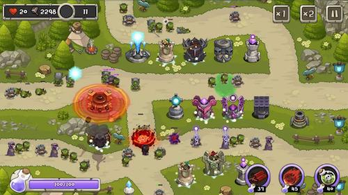 Tower Defense King Ekran Görüntüleri - 1