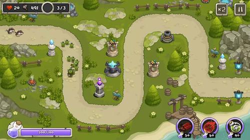 Tower Defense King Ekran Görüntüleri - 2