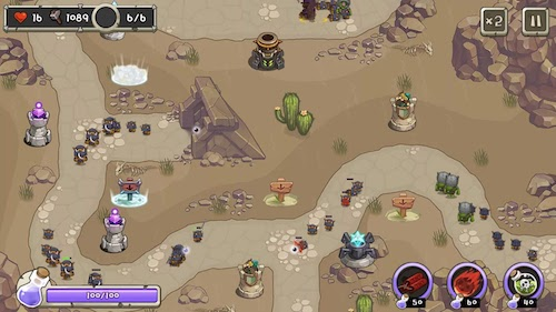 Tower Defense King Ekran Görüntüleri - 5