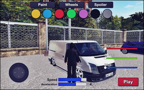 Transit Drift & Driving Simulator Ekran Görüntüleri - 2
