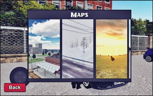 Transit Drift & Driving Simulator Ekran Görüntüleri - 3