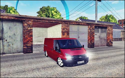 Transit Drift & Driving Simulator Ekran Görüntüleri - 4