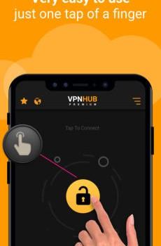 VPNhub Ekran Görüntüleri - 6
