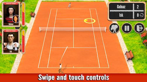 World of Tennis: Roaring '20s Ekran Görüntüleri - 2