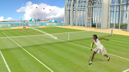 World of Tennis: Roaring '20s Ekran Görüntüleri - 8