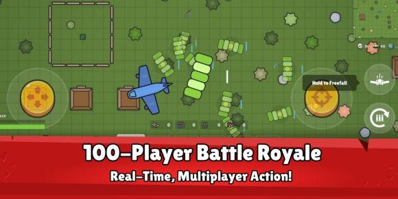 ZombsRoyale.io Ekran Görüntüleri - 2