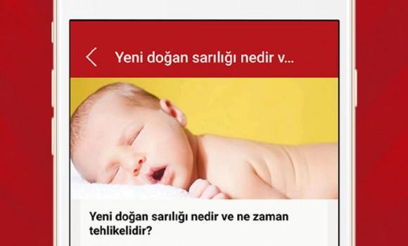 Anne Bebek Sağlığı ve Beslenme Ekran Görüntüleri - 3
