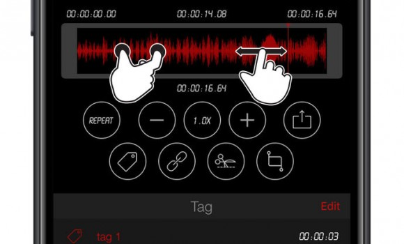 Awesome Voice Recorder Ekran Görüntüleri - 2