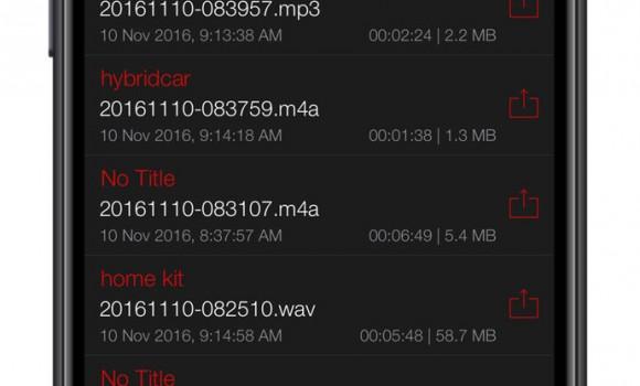 Awesome Voice Recorder Ekran Görüntüleri - 3