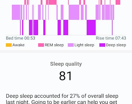 Huawei Health Ekran Görüntüleri - 4