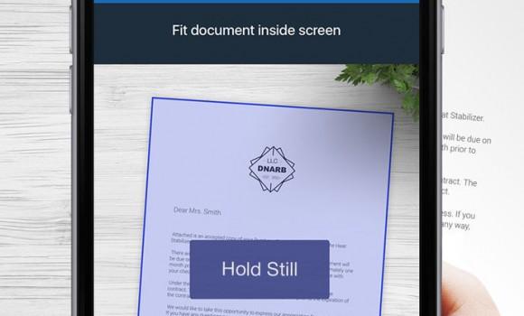 Scanner for Me Ekran Görüntüleri - 1