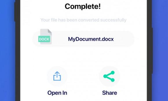 The Document Converter Ekran Görüntüleri - 4