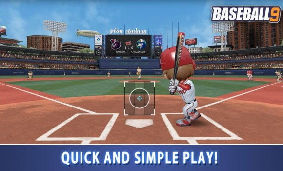Baseball Nine 1 - 1