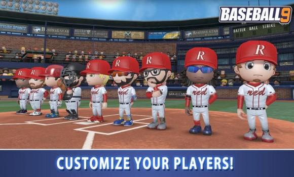 Baseball Nine 4 - 4
