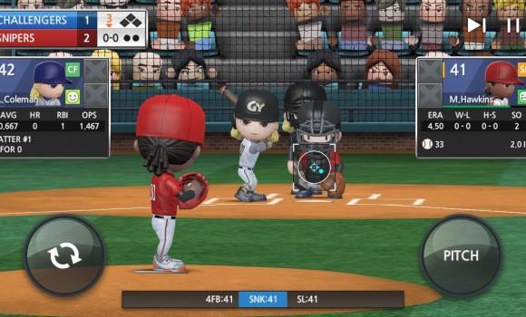 Baseball Nine 6 - 6