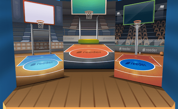 Basketball Live Mobile 3 - 3