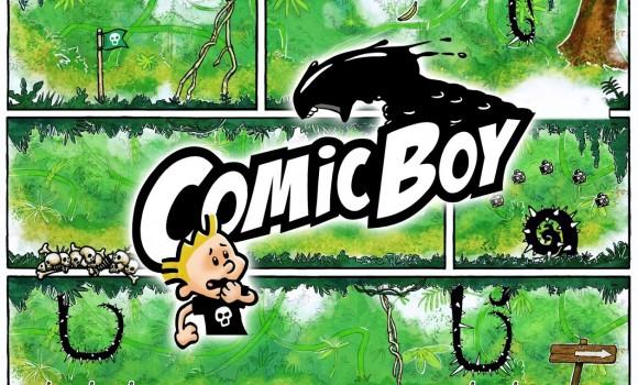 Comic Boy 1 - 1