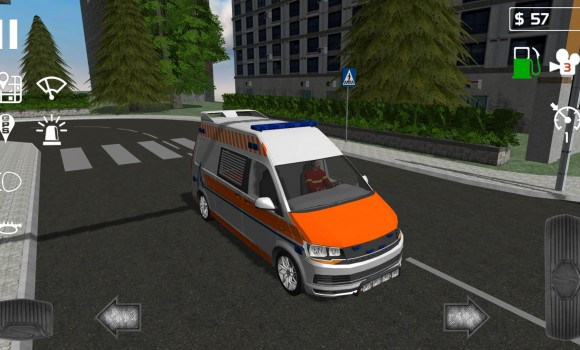 Emergency Ambulance Simulator 1 - 1