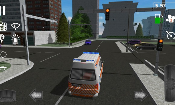 Emergency Ambulance Simulator 2 - 2