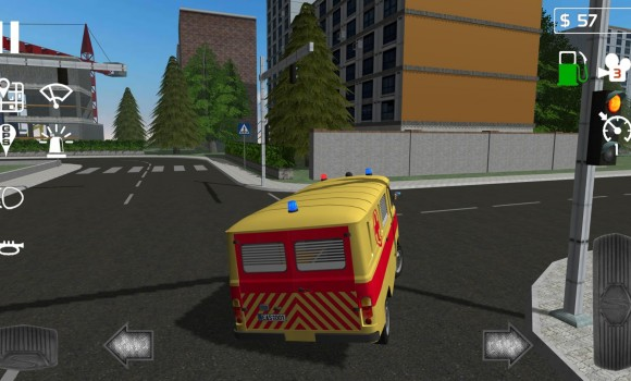 Emergency Ambulance Simulator 3 - 3