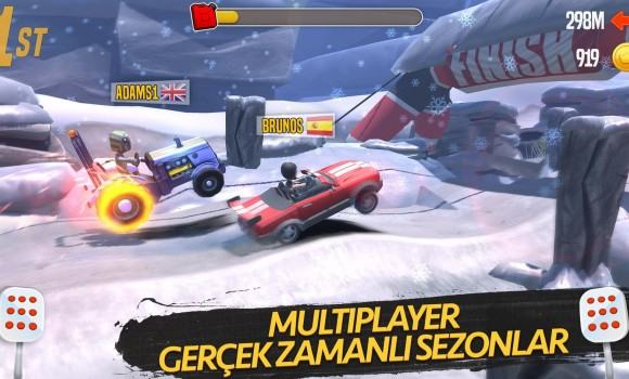 MaxUp : Multiplayer Racing 2 - 2