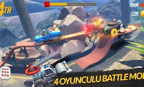 MaxUp : Multiplayer Racing 3 - 3