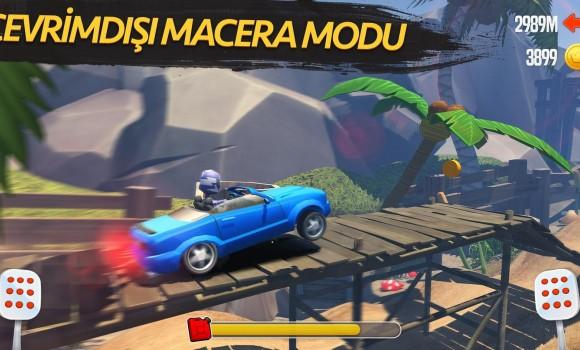 MaxUp : Multiplayer Racing 4 - 4
