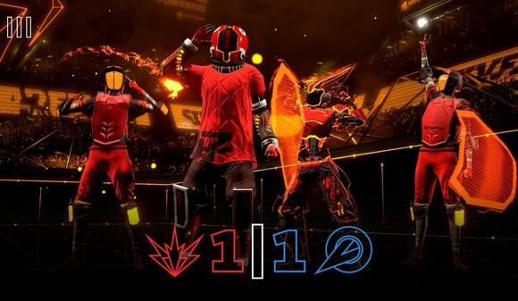 Laser League 2 - 2