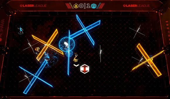 Laser League 3 - 3