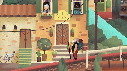 Old Man's Journey 4 - 4