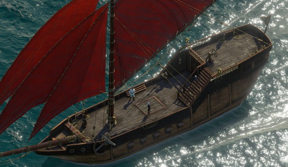 Pillars of Eternity II: Deadfire 1 - 1