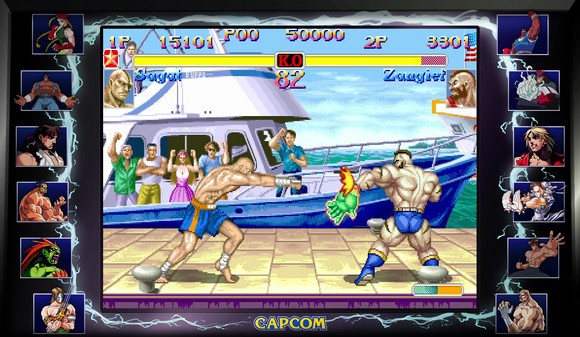 Street Fighter 30th Anniversary Collection 2 - 2