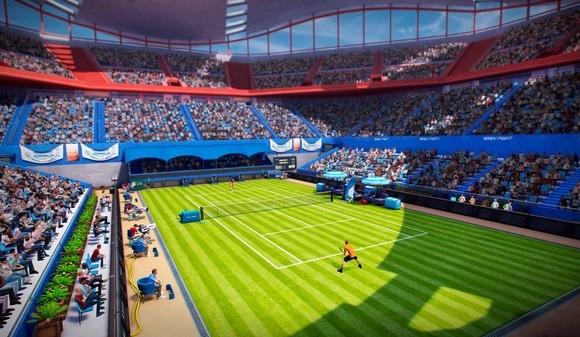 Tennis World Tour 2 - 2