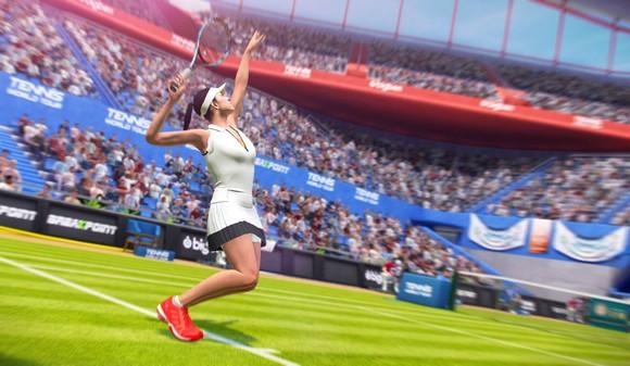Tennis World Tour 3 - 3