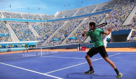 Tennis World Tour 1 - 1