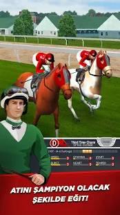Horse Racing Manager 2018 Ekran Görüntüleri - 1